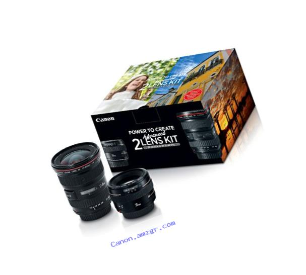 Canon Advanced Two Lens Kit